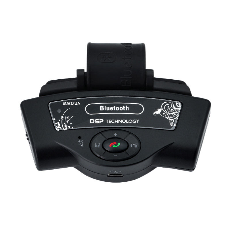 BT8109B-Bluetooth-Car-Kits-Built-in-battery-MP3-player-Steering-Wheel-speakerphone-Portable-Support-A2DP-Car