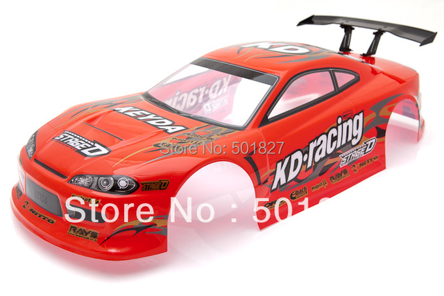 Yukala Rc Parts Pvc Painted Shell Body For 110 Rc Car Body Shell