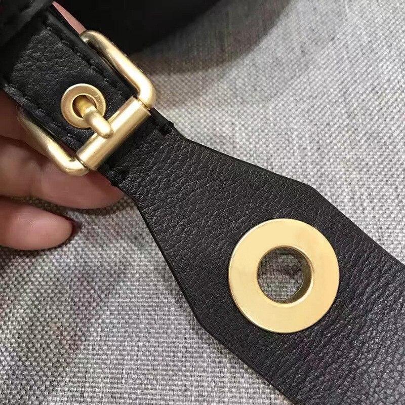 Bandoulière En Femmes black Glands Pour Sacs Cuir Brown Rétro Nouvelle 2019 Femelle À Sac Unique Selle Litchi Grain FB6wY