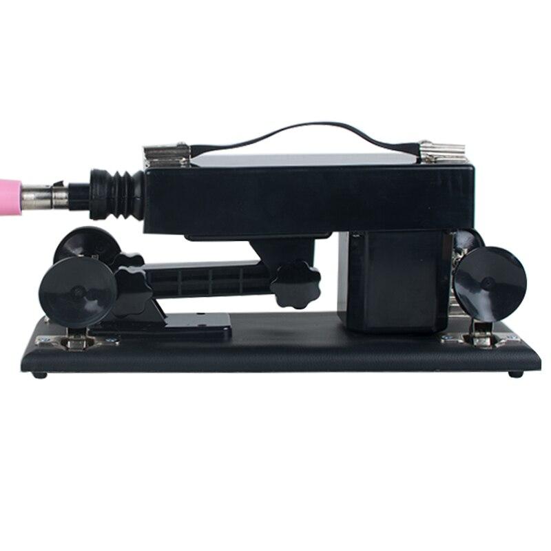 Masseur électrique puissant multi angle réglable automatique jouets pour adultes prolonger votre vie heureuse et expériences vibrateur Machine - 3