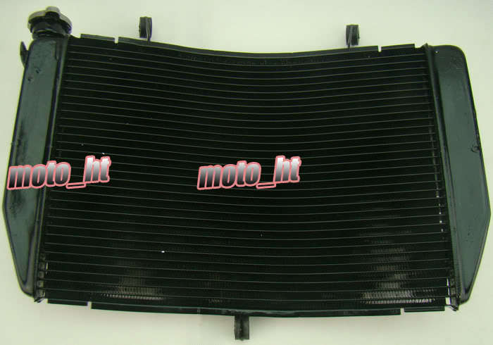 New motorcycle aluminum radiator for yamaha 2004 2005 2006 yzf-r1 04 05 06 black