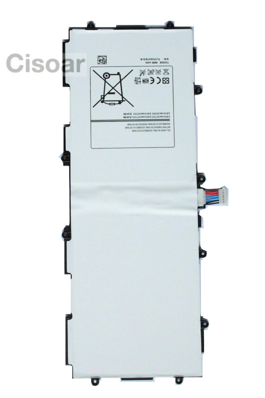 Genuine original samsung galaxy tab 3 8 0 original oem - 1x 6800mah T4500e T4500c Sp3081a9h Replacement Battery For Samsung Galaxy Tab Tablet 3 10 1