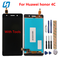 Huawei Honor 4C LCD Display Touch Screen Digitizer Original Glass Touch Panel For HUAWEI Honor 4C