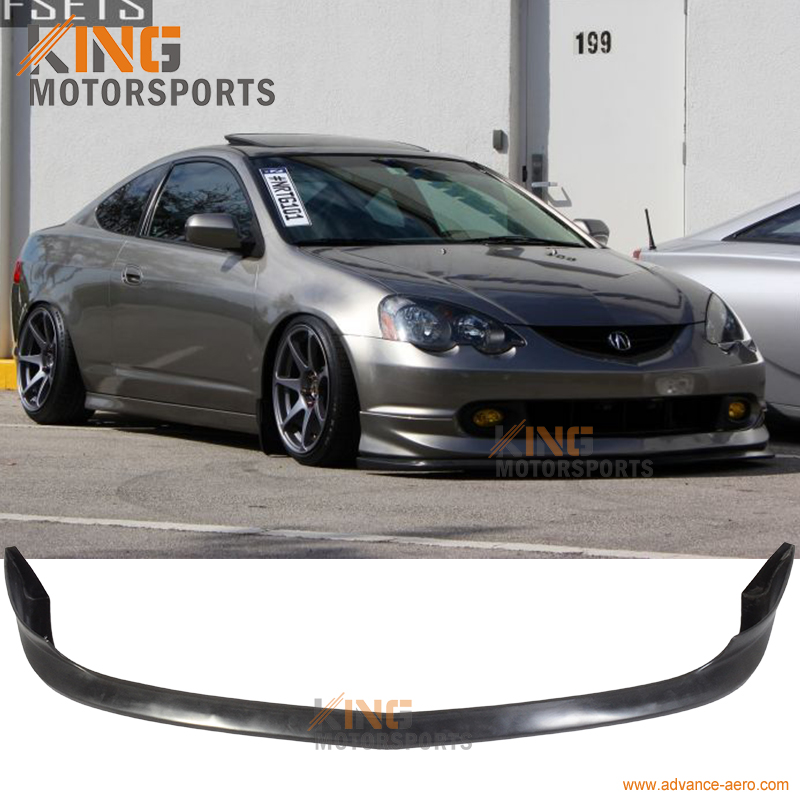 US $56 0 |Fits 02 04 Acura RSX Dc5 2DR A Spec Style Front Lip Spoiler  Bodykit Urethane-in Bumpers from Automobiles & Motorcycles on  Aliexpress com |