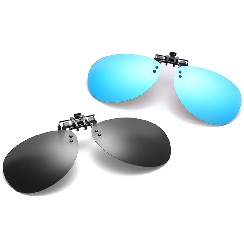 Fashion Design Polarized Sunglasses Clip Men Classic Driving Sun Glasses Clip Gafas Shades Eyewear Women Oculos de sol UV400