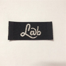 Customized Garment Woven Label Clothing Main