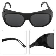0019f788e8 Vidrio gafas de sol marco negro gris lente hombres mujeres moda gafas  óptico clásico óptica gafas accesorios caliente