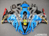 ACE KITS New ABS Injection Fairings Kit Fit For HONDA CBR1000RR 2006 2007 CBR1000RR 06 07 Blue Black Red F93