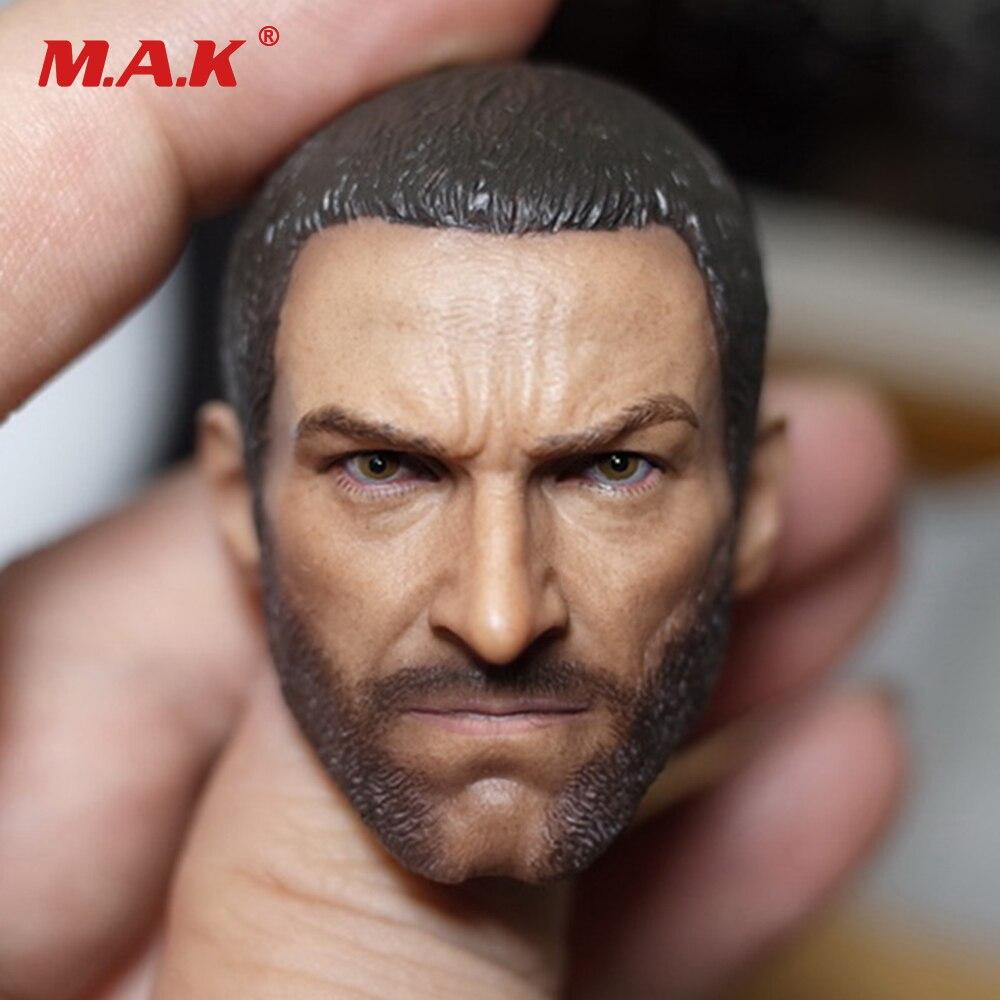 31CM 1//6  Wolverine Logan Hot  Muscle Body Figure Wide Shoulder WorldBox AT012