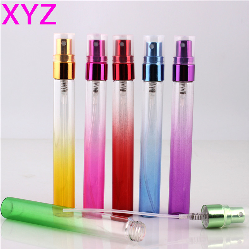 Beautyfull 102 PCS 10ml 6 Gradient Colors Refillable Sprayer