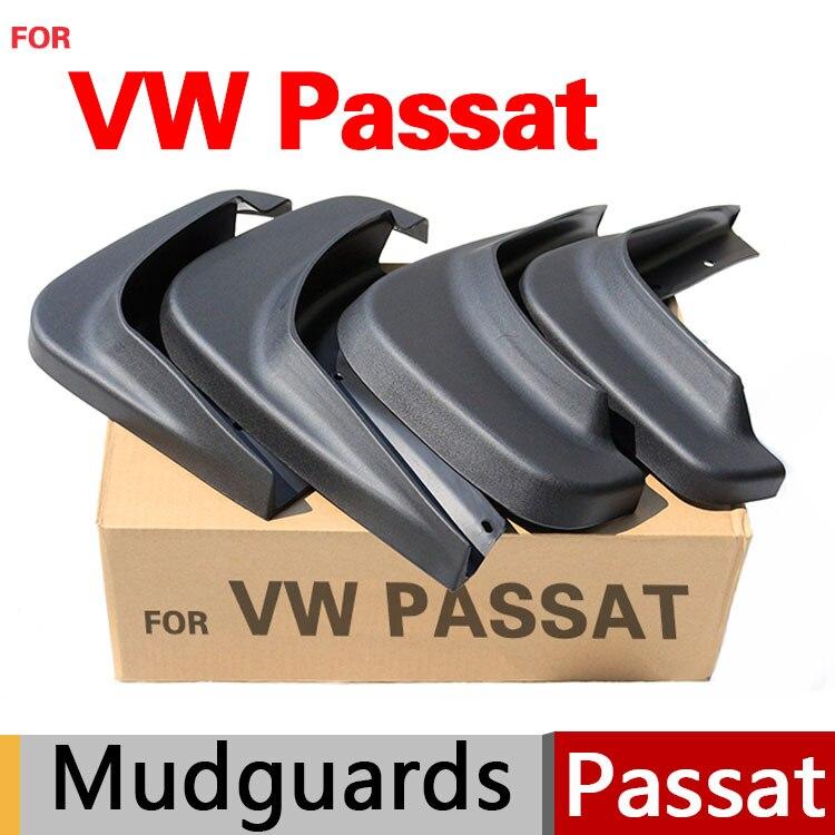 Mudguard Volkswagen VW Passat B5 B5.5 B6 CC Accessories Fender Abs Plastic 1999 2012 2014 2015 Car Styling - Langens Club store