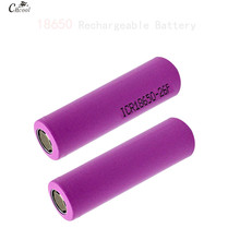 цена на 12pcs Original 18650 Battery 3.7V 2600mAh Rechargeable li-ion battery for Power Bank Led flashlight battery 18650