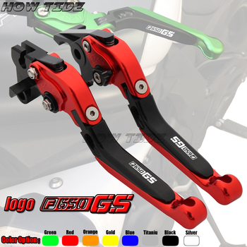 For BMW F650GS 2000 - 2007 Brake levers Motorcycle Clutch Lever F650 GS 00 01 02 03 04 05 06 07 F 650GS 650 GS Accessories image