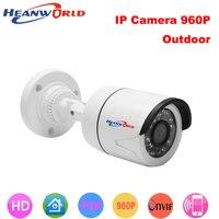 960 마력 IP 카메라 미니 1.3MP IP 카메라 야외 방수 hd 나이트 비전 ONVIF CCTV 보안 카메라 네트워크 IP 캠 ABS 플라스틱