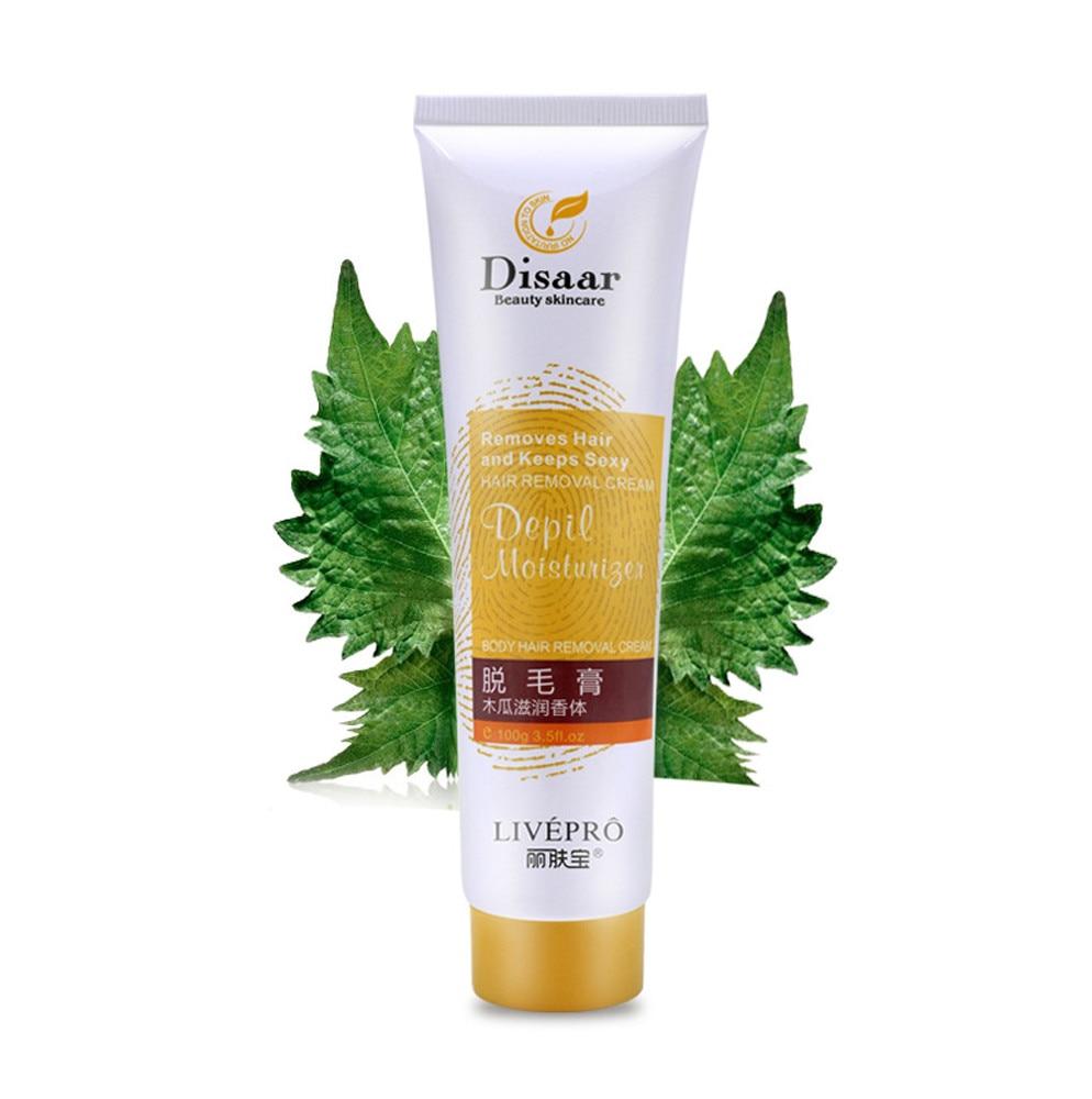 Painless Depilatory Hair Removal Cream 100g For Body Leg Armpit