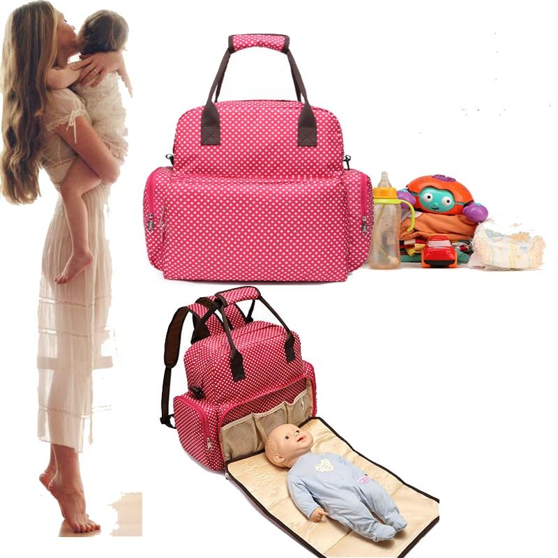 Bērnu autiņbiksīšu somas mammu ratiņiem maternitātes lielā - Autiņbiksītes un tualetes apmācība