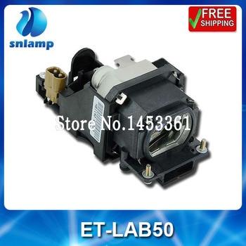 Replacement projector bulb lamp with housing ET-LAB50 for PT-LB50 PT-LB51 PT-LB51NTE PT-LB50NTE PT-LB50SE PT-LB50U PT-LB50SU