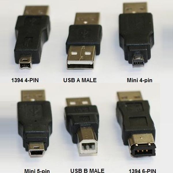 Online Shop Hot !! 7 in1 Universal USB Adapter Travel Kit ...