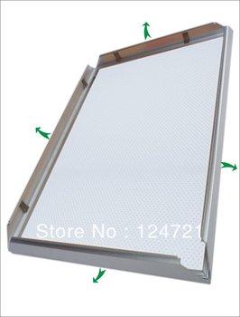 Tamanho A2 Snap Frame De Alumínio Levou Caixas De Luz