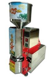 Di vendita caldo 450 pcs/h di grande capacità torta di riso maker spuntato torta di riso macchina magica pop