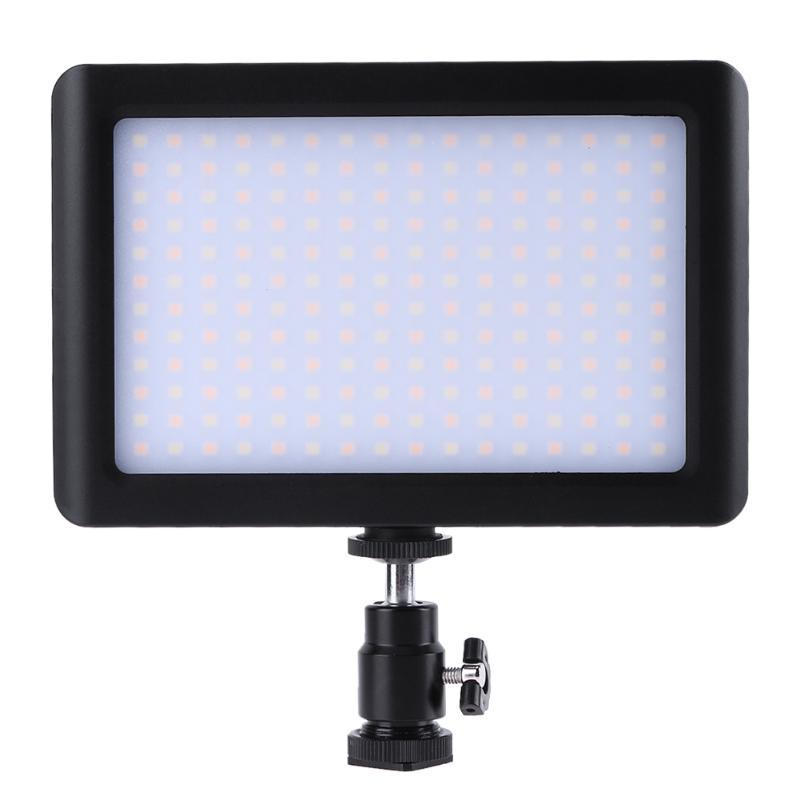 12W 192 LED Studio Video Fill In Light Photography Shooting Supplement Flash Light Lamp 3200k-6000k for Camera DV Camcorder цена
