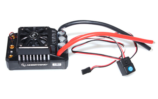 F17810/11 Hobbywing EzRun Max6- / Max5 V3 160A / 200A Speed Controller Waterproof Brushless ESC for 1/6 1/5 RC Car цены