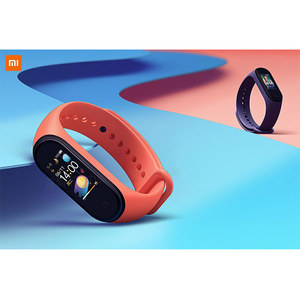 Image 4 - Global Version Xiaomi Mi Band 4 Smart Wristbands Miband 4 Bracelet Color Screen Heart Rate Fitness Bluetooth 5.0 Chinese Version