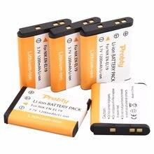 PROBTY 5 шт. EN-EL19 RU EL19 ENEL9 Камера Зарядное устройство для Nikon S2500 S100 S2600 S3100 S3200 S3300 S4100 S4200 S4300 S6600