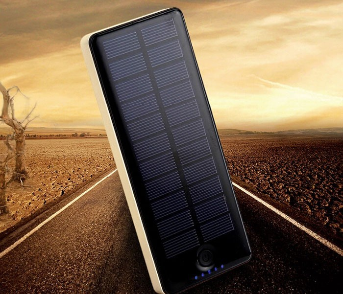 solar panel power bank 20000 mah 3