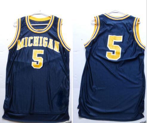 b7e88cd3fd0 Jalen Rose 5 Michigan State Basketball Jersey THROWBACK Yellow Custom any  Size,Number and name 100% stitched High Quality XS 3XL on Aliexpress.com |  Alibaba ...