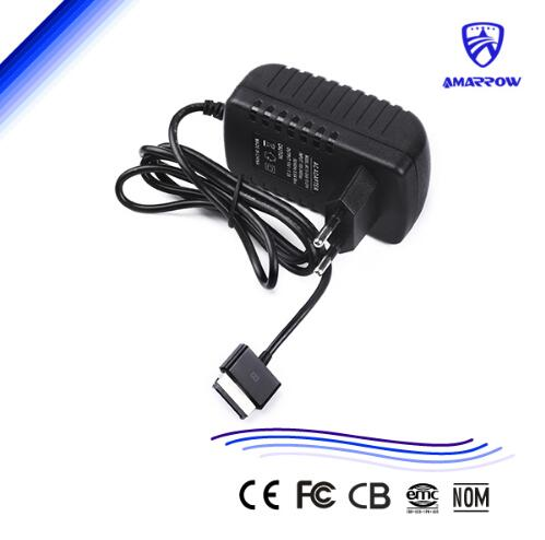 15 V 1.2A Chargeur Portable Ordinateur Portable Alimentation pour ASUS Eee Pad Tablet TRANSFORMER TF101 TF201 TF300 TF300TG TF700 TF700T