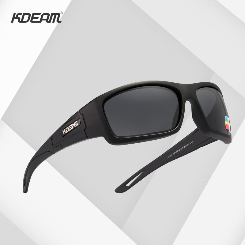 KDEAM New Tactical Goggles Sunglasses Men Military Sun Glasses For Men