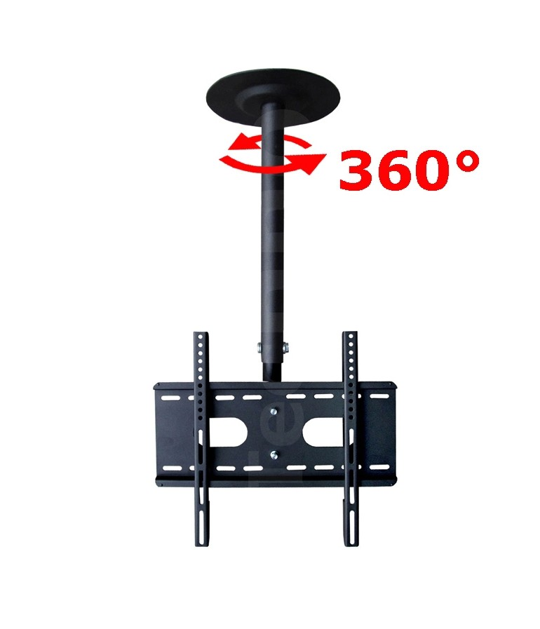 ceiling tv mount 360 degree height adjustable 37 quot 50 quot ceiling tv mount 10722