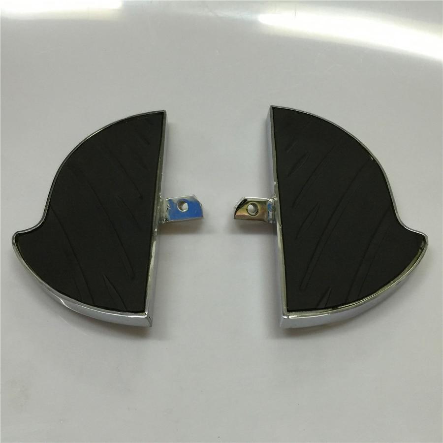 STARPAD For Kawasaki Vulcan 400/800 VN400 / 800 motorcycle rear foot pedal big flame shape free shipping