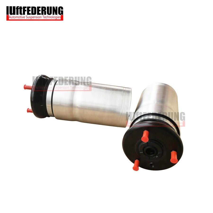 Luftfederung 2 шт. Передняя газовая пружина пневматический амортизатор Ремонтный комплект для Land Rover Discovery 3 LR4 LR3 REB500060 REB500190