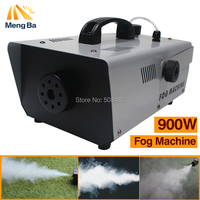 High quality Wireless control 900W smoke machine fog machine/professional stage 900w smoke ejector for party wedding Christmas