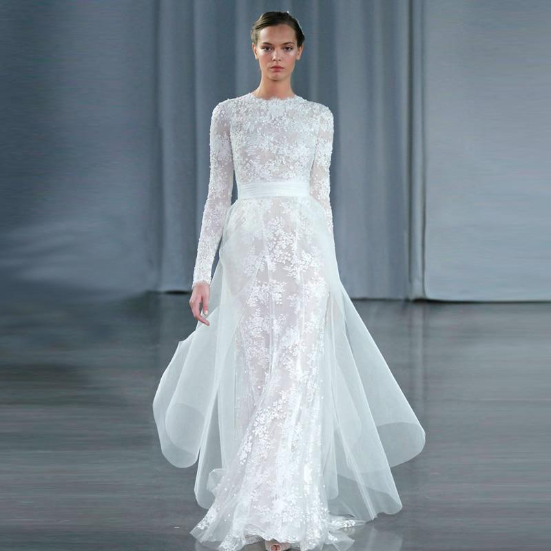 lace wedding dress designs