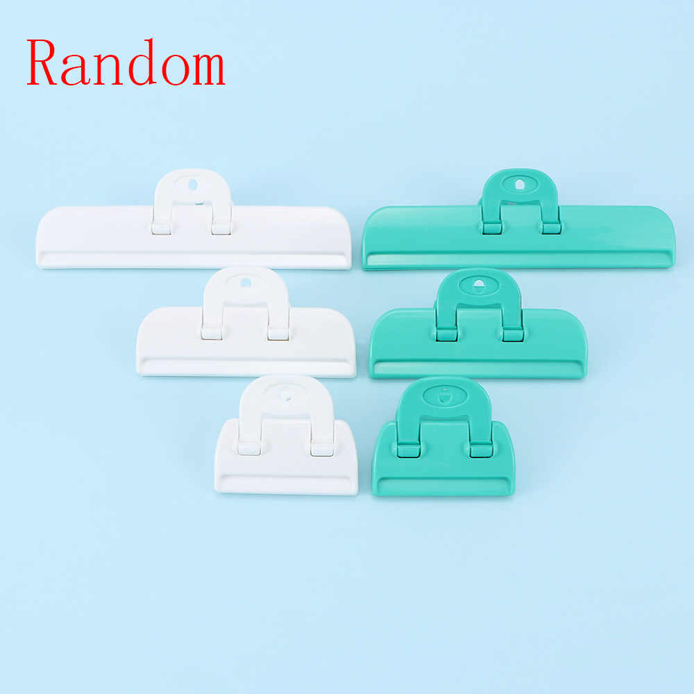2Pc/set Clips Milk Bag Sealed Clips Candy Food Waterproof Storage Package Sealing food snack storage convenient practical