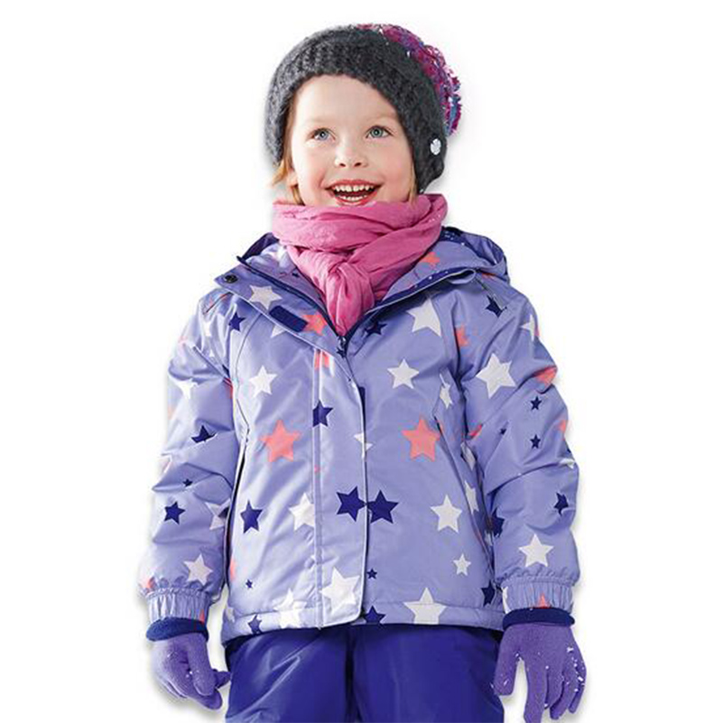 Free Shipping kids ski jacket Winter Outdoor Children Clothing Windproof Skiing Jackets Warm snow Suit For Boys Girls detector girl winter windproof ski jackets pants outdoor children clothing set kids snow sets warm skiing suit for boys girls