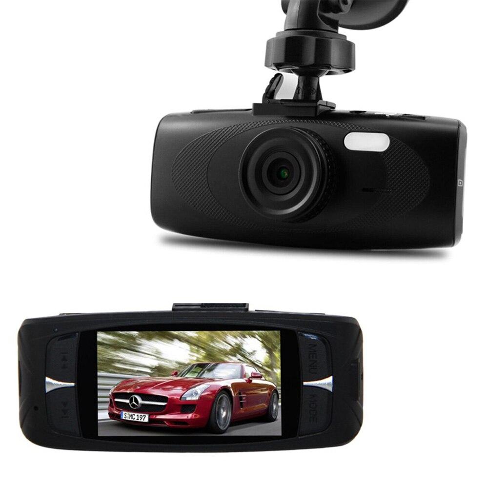 "imágenes para Coche DVR Dash Cam G1WHT Hd1080p 2.7 ""LCD DVR Coche Dash Cámara Grabadora de g-sensor HDMI Novatak 96650 para Coche-detector de DVR"