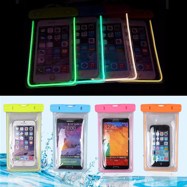 Hot Pvc Waterproof Phone Case Underwater Pouch Bag Cover For Iphone 4 4s 5