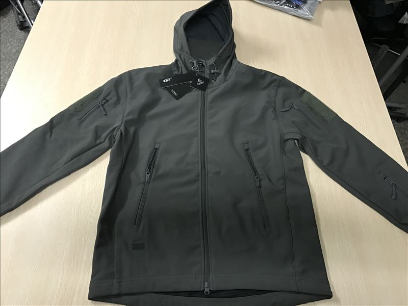 High Quality TAD Lurker Shark Skin Military Warm Windproof Tactical Softshell Jacket Men Mountaineering Army soft shell 5