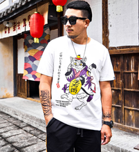M XL-6XL large size 2019 summer new casual male fashion street Korean T-shirt