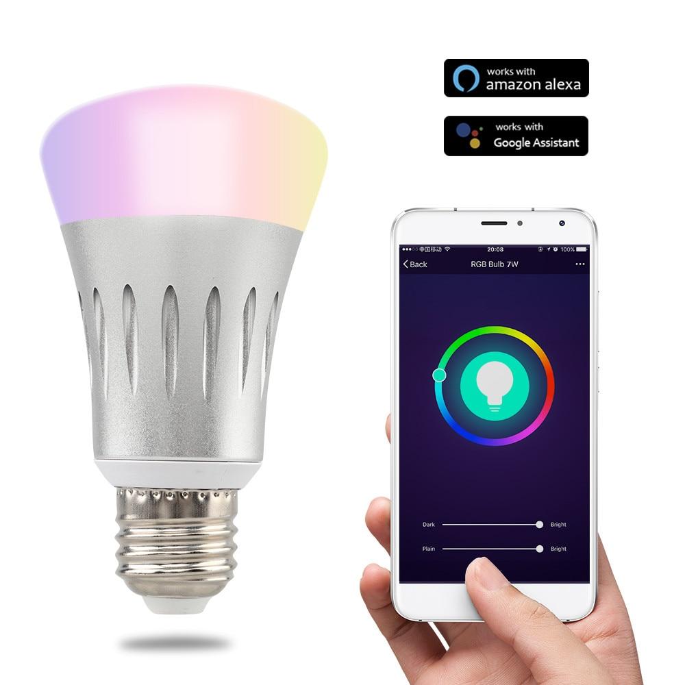 Sonoff B1 Led lampe Dimmer Wifi Smart Glühbirnen Fernbedienung Wifi ...