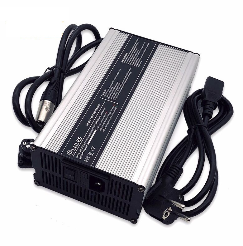 48v 10a Lithium ion charger 13S 54.6v 10a 600w battery charger|Chargers & Service Equipment|Automobiles & Motorcycles - title=