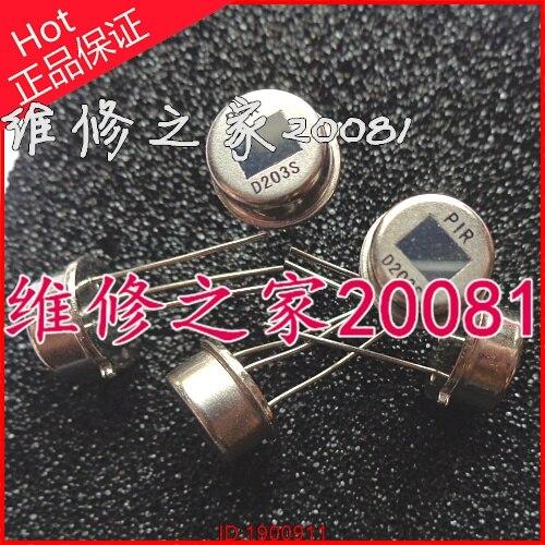 1 pcs/lot D203S D203 PIR capteur Radial infrarouge humain en Stock1 pcs/lot D203S D203 PIR capteur Radial infrarouge humain en Stock