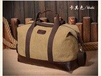 Casual Tote Men Shoulder Bags Canvas Women Bags Designer Brand Male Handbags Travel Bags Sac