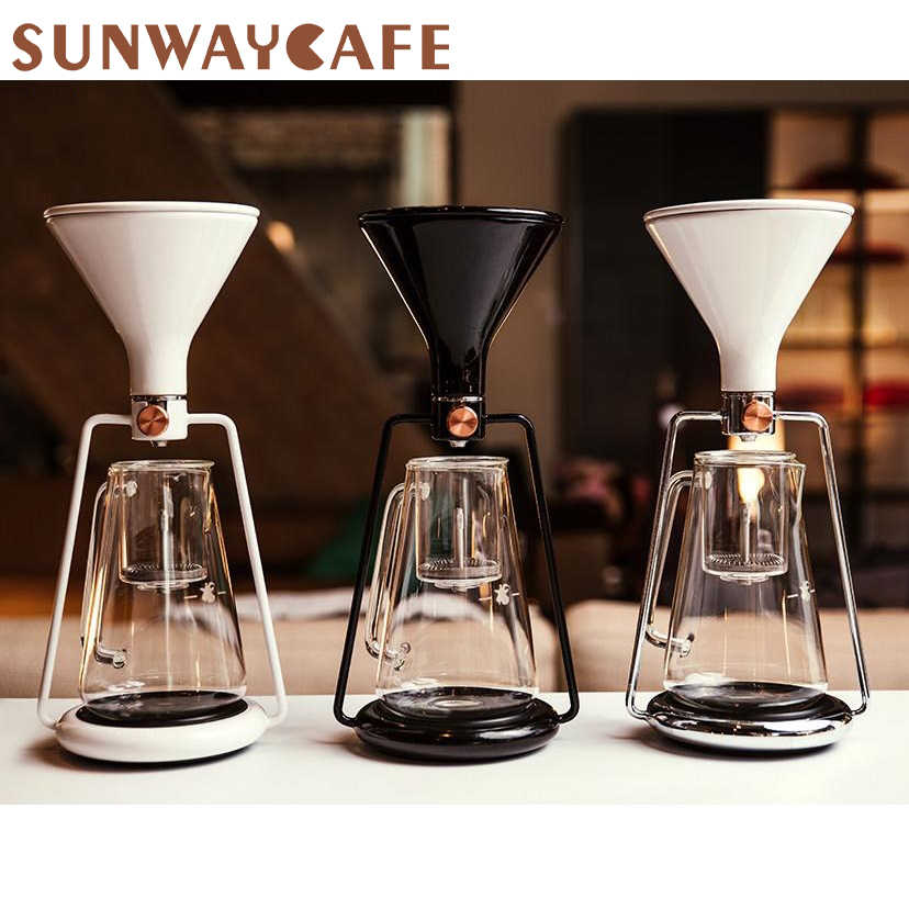 Intelligence Water Drip French Press Coffee Maker Filter Tools Espresso Coffee Dripper Pot Ice Cold Brew Coffee Machine Coffee Filters Aliexpress