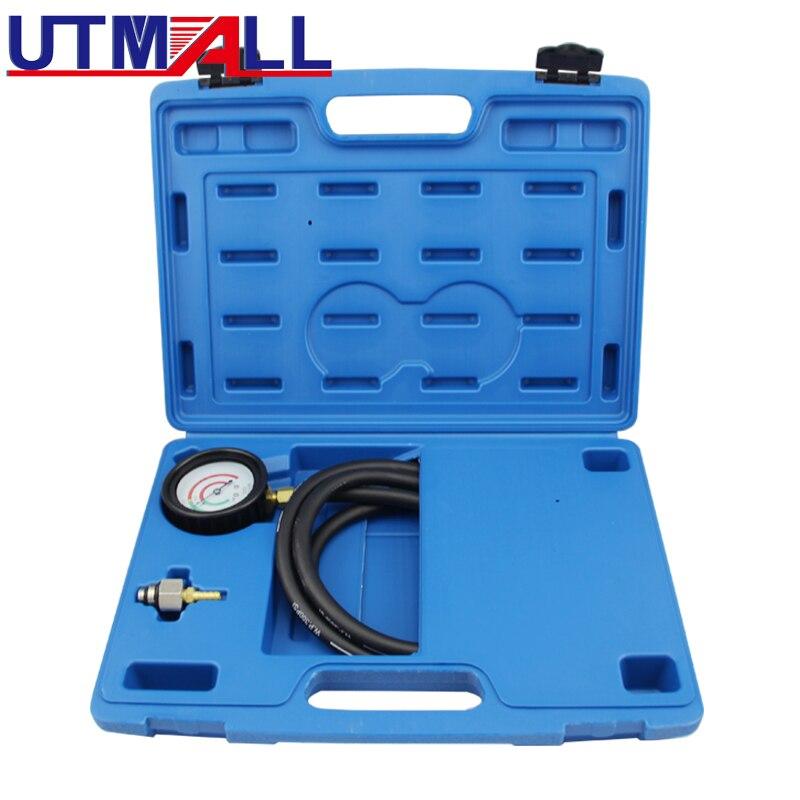UTOOL Car Auto Exhaust Back Pressure Tester Gauge Kit Professional Auto Tools