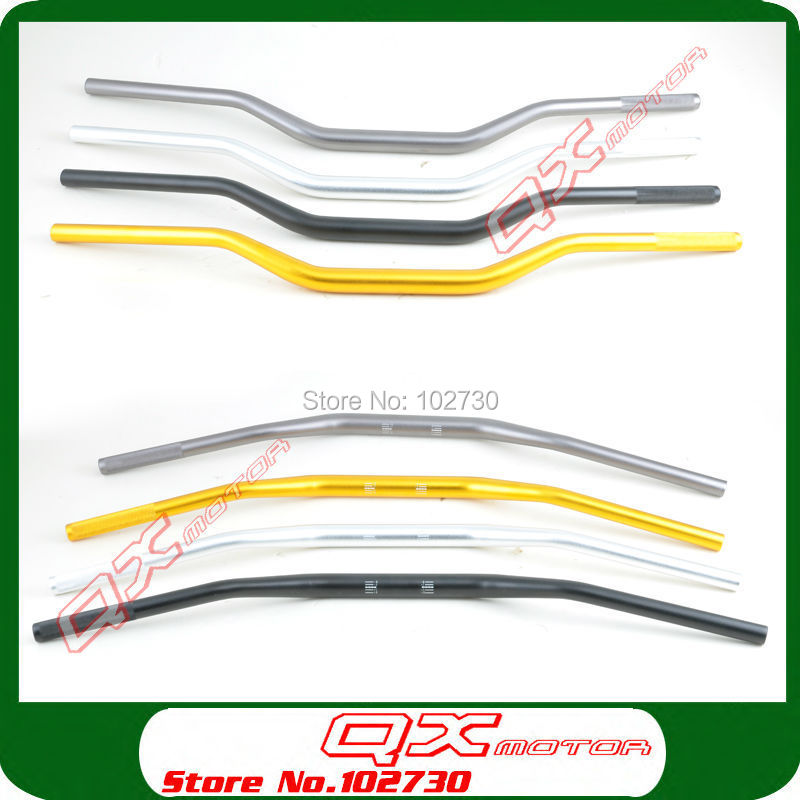 Motorcycle Motocross 1 1/8 28mm Handlebars Fat Bar Handle Tubes For Kayo CRF YZF WRF RM KXF Dirt Bike Off-road Enduro